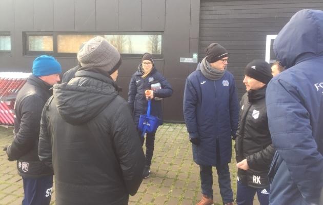 Klubide esindajad ei ole kokkuleppele jõudnud. Foto: Rasmus Voolaid