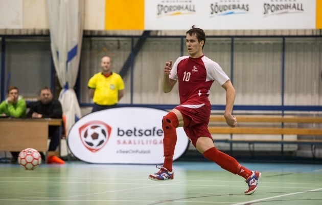 Maxim Naganov. Foto: Jana Pipar / jalgpall.ee