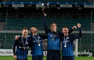 Teise liiga võitja selgub laupäeval Sportland Arenal