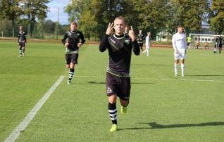 Video: Vändra tuli kaotusseisust välja ning alistas Flora U21 võistkonna