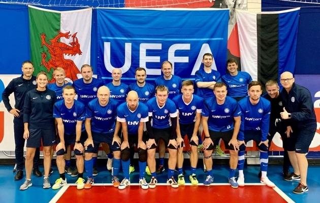 Foto: Eesti saalijalgpall / futsal