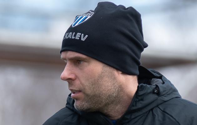 Tallinna Kalevi spordidirektor Joel Lindpere. Foto: Liisi Troska / jalgpall.ee
