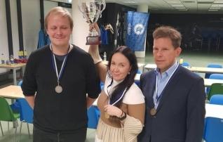 Tartu abilinnapea Monica Rand läheb Eesti täringujalgpalli meistritiitlit kaitsma