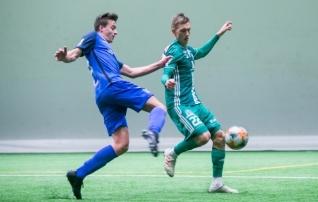 Traditsiooniline Taliturniir alustab 10. jaanuaril Levadia - Tammeka mänguga