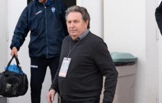Burdakov: isegi endised Eesti mängijad tahavad Transi treeneriks tulla