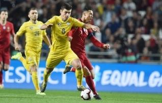 Ukraina kõige ohtlikum mängija jääb kaunil põhjusel mängust Eestiga kõrvale