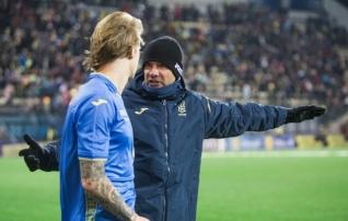 Ukrainlaste legend Ševtšenko: Eesti paneb hästi tsoone kinni