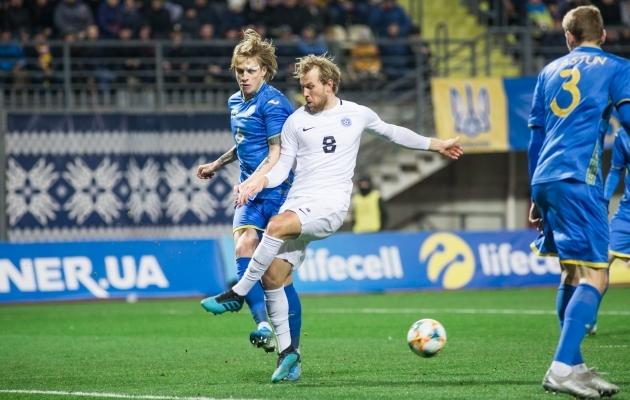 Henri Anier. Foto: Jana Pipar / jalgpall.ee