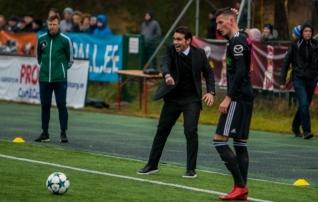 Burdakov ootab uuelt treenerilt eurosarjakohta