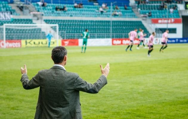 Juhendajate elu muutub lihtsamaks? Serie A leiutas virtuaalse treeneri