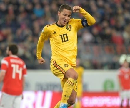Koduklubis raskustes olev Hazard puhkes Peterburis õitsele