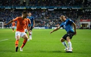 Eesti mängib Amsterdamis kummalisele MM-tiitlile. Tänavu juba kolmandat korda!