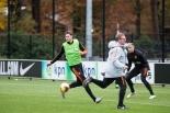 Hollandi koondise treening ja pressikonverents