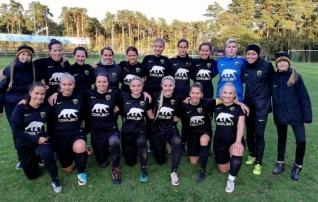 Naiste Esiliiga üleminekumängudel võidutses Pärnu Vaprus