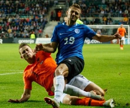 Video: millise algkoosseisuga astub Eesti võimsa Hollandi vastu?