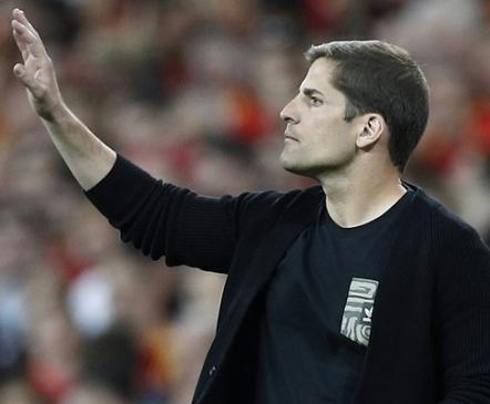 AMETLIK: Hispaania vahetas uuesti peatreenerit. Mängijad tahtsid Morenot, alaliit Enriquet