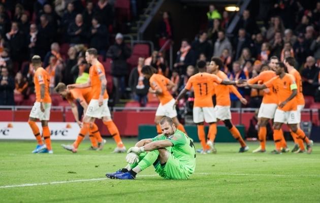 Luup peale | Wijnaldum ja sõbrad Oranžist Jalgpallitsirkusest korraldasid Eesti kulul kauni etenduse  (galerii)