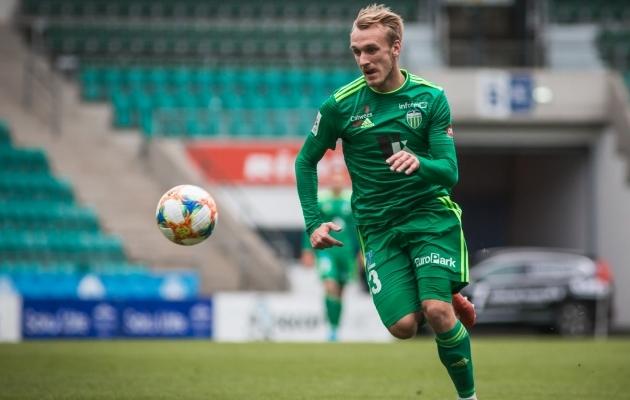 Mark Oliver Roosnupp. Foto: Jana Pipar / jalgpall.ee