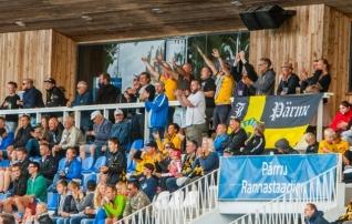 Taavi Usta | Järgmise aasta esiliigast - Pärnu jalgpalli ideaalne tuhast tõusmise võimalus!