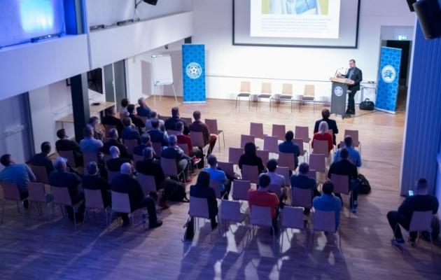 Ajakirja Jalka esimene konverents. Foto: Liisi Troska / jalgpall.ee
