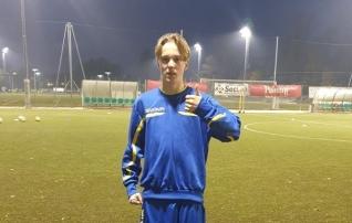 Itaalia tippklubi testis 15-aastast Tabasalu noormängijat