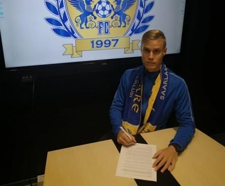 Kuressaare esimeseks profimängijaks sai värske Eesti meister