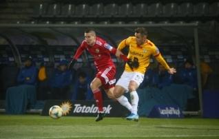 Väravavõimalusi tekitanud Pika täismäng lõppes viigiga; Antonovi koduklubi võitis lätlasi