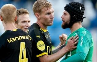 Tosin mängu võiduta Lilleström on esiliigast 90 minuti kaugusel