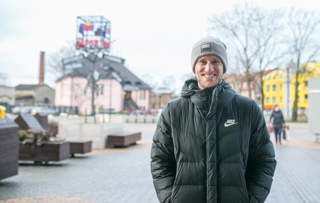 Suur intervjuu | Kaks aastat vigastust ravinud Tarmo Kink loodab veel väljakule naasta: minu puhul teatakse, et lähen vasakule, Messi puhul ka, aga ta läheb ikkagi