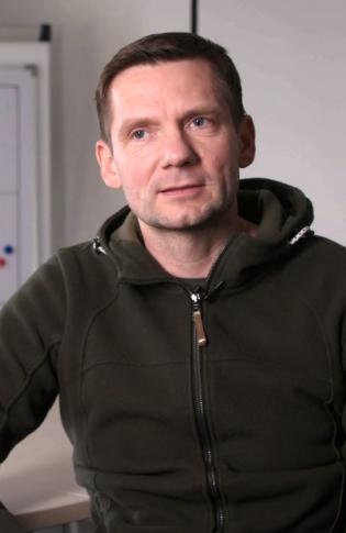 Eesti Jalgpalli Liidu tehniline direktor Janno Kivisild. Foto: soccernet.ee