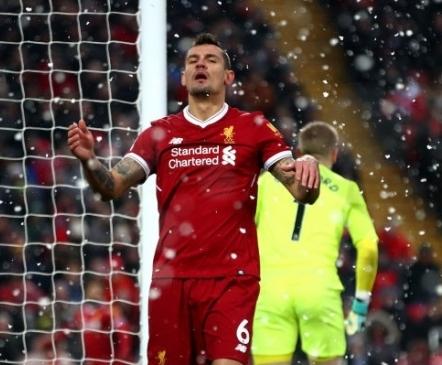Lovreni vigastus pani Liverpooli raskesse seisu. Klopp: meil on probleeme