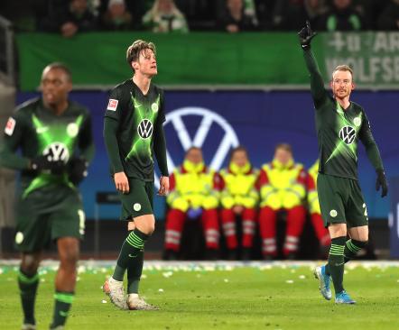 Bundesliga fantastiline hooaeg jätkub uue liidriga