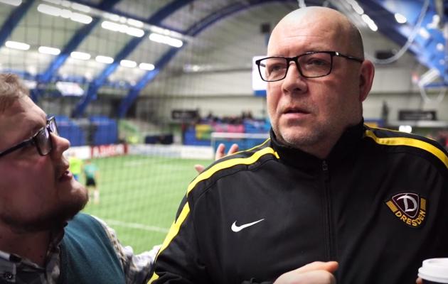 Videointervjuu | Legend Papa sõnum Karel Voolaidile: tahad minna ajalukku, võida Balti turniir!