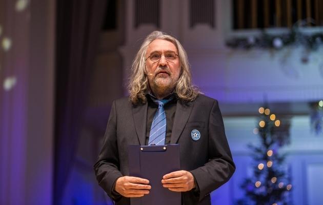 EJL-i president Aivar Pohlak. Foto: Jana Pipar / jalgpall.ee