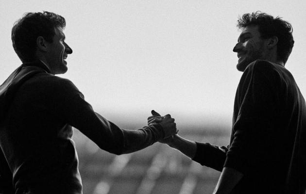 Müller ja Hummels olid tiimikaaslased Bayernis ja Saksamaa koondises. Enam mitte. Foto: Bayerni Twitter