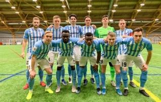22 mängijat mängitanud Paide naaseb Tamperest kaotusega