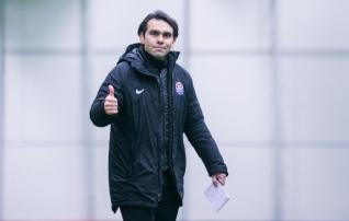 Özcan: kui Saar endaga tööd teeb, mängib ta tulevikus Eesti koondises