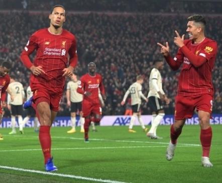 Ikka võitmatud, lõpuni võitmatud? United ähvardas, kuid Liverpool maksis punktiröövi eest kätte