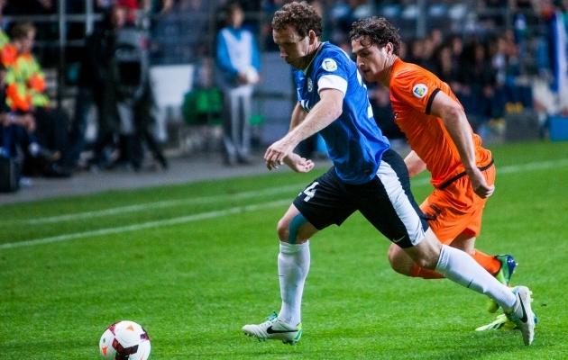 Kostja dokk mustalt | Konstantin Vassiljev suures intervjuus: me polnud kõige säravamad jalgpallurid, aga oskasime kasutada oma trumpe