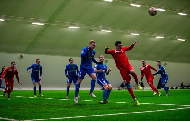 Kuidas on parim jalgpalli nautida? Maanas teab, et eks ikka pikutades