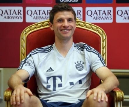 Pingil vaimu teritanud Müller on parem kui kunagi varem