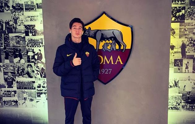 Jürgens lõi Roomas oma esimesed väravad