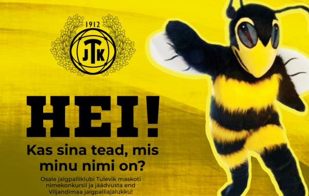 Aidake välja! Viljandi Tuleviku Mesilane otsib nime
