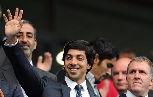 Kas šeik Mansour on rahadega skeemitanud või mitte? Foto: Manchester City / Twitter