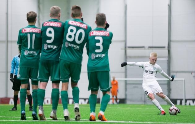 OTSEPILT: Aasta esimene Tallinna derbi  (penaltist 2:0!)