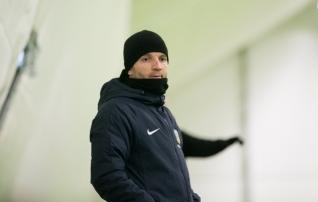Kožuhhovski: otsime ründajat, rõhk on Eesti kandidaatidel