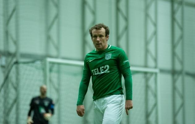 Konstantin Vassiljevit ja FC Florat ootab nädalavahetusel ees matš Rootsi suurklubi Hammarbyga. Foto: Liisi Troska
