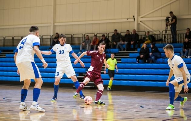 Viimati mängis Eesti Lätiga detsembris Raasikul toimunud Balti turniiril. Foto: Jana Pipar / jalgpall.ee