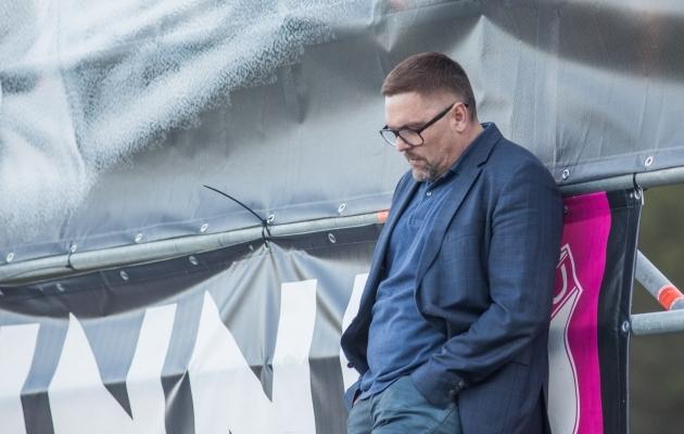 Nõmme Kalju president Kuno Tehva. Foto: Jana Pipar / jalgpall.ee