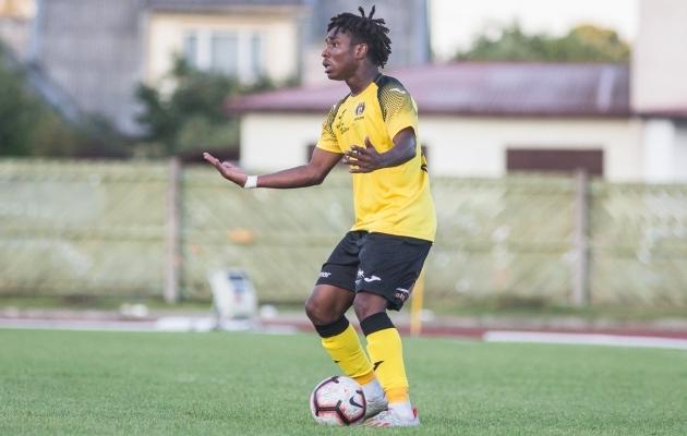 David Onyeanula. Foto: Jana Pipar / jalgpall.ee